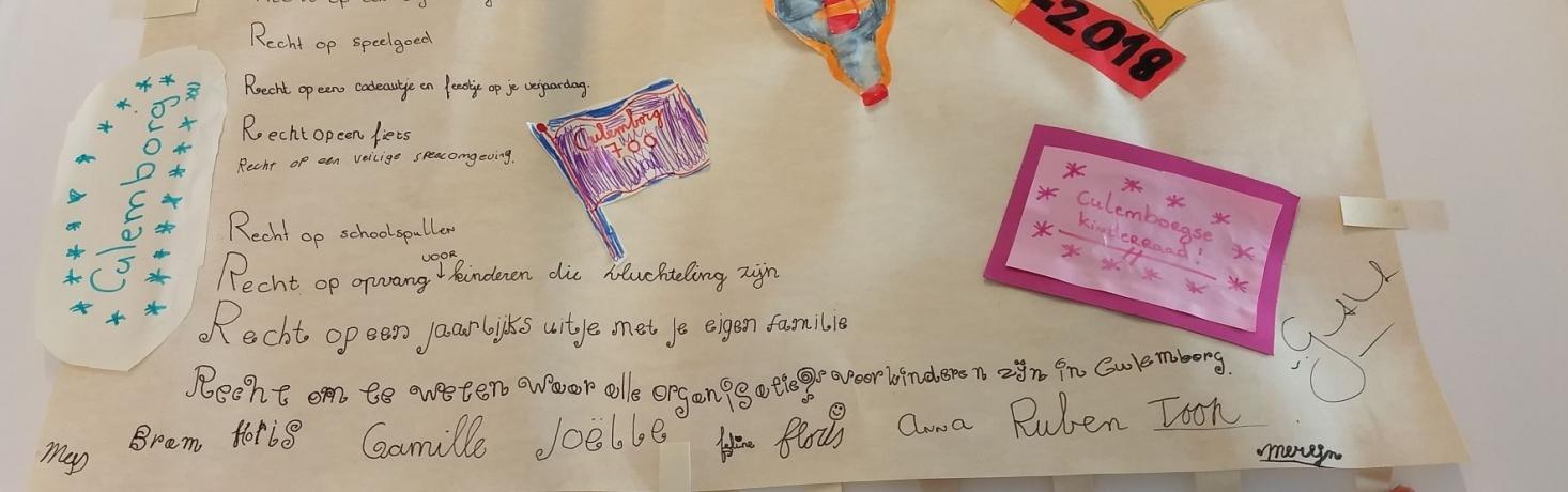 Kinderstadsrechten Culemborg